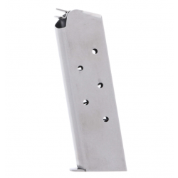 Check-Mate 1911 .45 ACP 7-Round Hybrid CMF Magazine w/ Removable Base