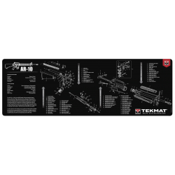 TekMat Long Gun Cleaning Mat AR-10