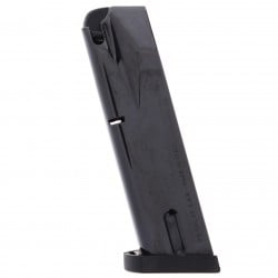 Beretta 90-Two, 96 .40 S&W 12-Round Steel Blue Magazine (gunmagwarehouse®) JM904P12