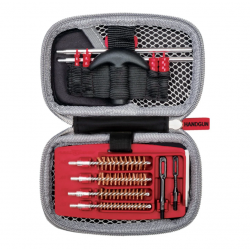 Real Avid Gun Boss Handgun Cleaning Kit