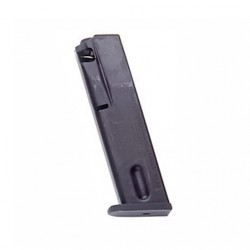 Beretta 84, 84F, 84FS .380 ACP 13-Round Steel Magazine Left View