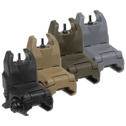 Magpul MBUS Front Back Up Sight Colors Meshed