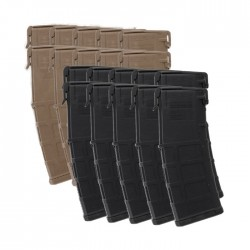 10 PACK Magpul PMAG GEN M3 AR-15 .223/5.56 30-Round Magazine 10 Pack Mesh Of All Colors