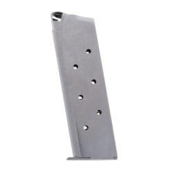 Metalform Standard 1911  .45 ACP Stainless Steel  7-Round Magazine Left