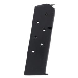 Metalform Standard 1911 Government, Commander .45 ACP Cold Rolled Steel (Welded Base & Flat Follower) 7-Round Magazine Right