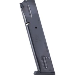 Mec-Gar S&W 5900 Series/915/910/659 9mm 20-Round Magazine Left View