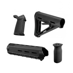 Magpul MOE Mid-Length Furniture Kit (Furniture Kit)