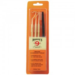 Hoppe's Brass Cleaning Picks (3 Pack)