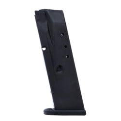 ProMag Smith & Wesson M&P-40 .40 S&W 10-Round Blue Steel Magazine left
