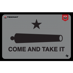 TekMat Handgun Cleaning Mat Come and Take it Cannon