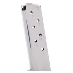 Remington 1911 .45 ACP 7-Round Nickle Steel Magazine Left View