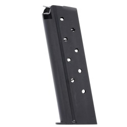 Remington 1911 R1 9mm 9-Round Blued Steel Magazine Left View