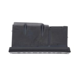 Remington Models 770, 710, 715 Short Action 243 Win, 308 Win, 7mm-08 Rem 4-Round Blued Steel Magazine Right View