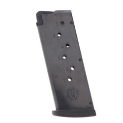 Ruger LC380 .380 ACP 7-Round Steel Magazine Left View