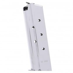 Springfield Armory 1911 10mm 8-Round Factory Magazine Stainless Steel Left
