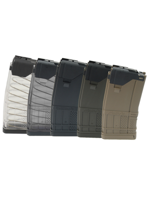 Lancer L5 AR-15 .223/5.56 20-Round Advanced Warfighter Magazine