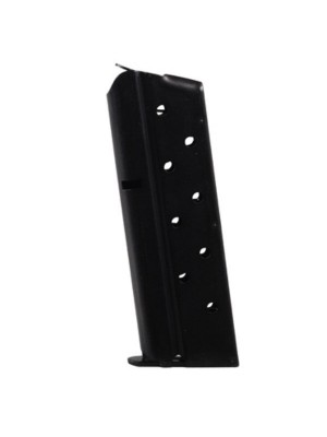 Metalform 1911 Officers .45 ACP Cold Rolled Steel (Welded Base & Flat Follower) 6-Round Magazine