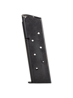 Metalform 1911 Officers .45 ACP Cold Rolled Steel (Welded Base & Round Follower) 6-Round Magazine