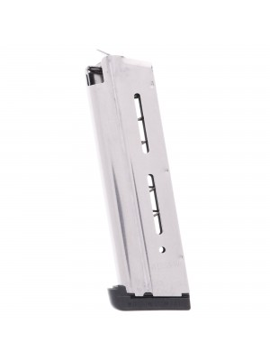 Wilson Combat 1911 .40 S&W 9-Round Magazine With Pad Left View