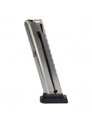 Beretta M9-22 & M9A1-22 .22LR 15-Round Steel Magazine Left View