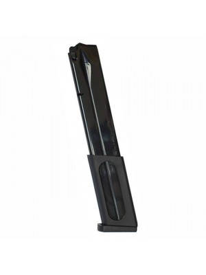Beretta 92FS, Cx4 Storm 9mm 30-Round Steel Magazine