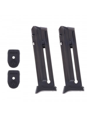 2 Pack Ruger SR22 .22LR 10-Round Magazine with Extended Floorplate