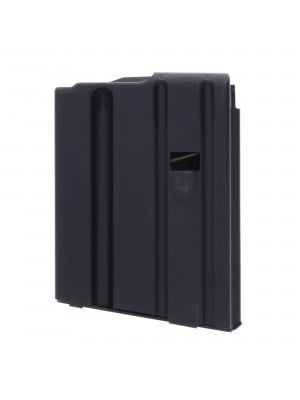 CPD AR-15 .223/5.56 5-Round Stainless Steel Magazine Left