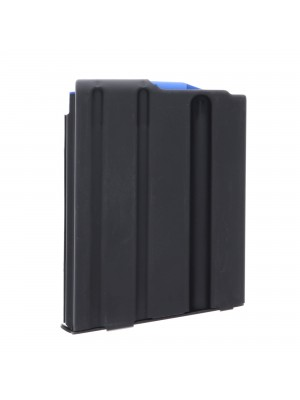 CPD AR-15 .204 Ruger 5-Round Stainless Steel Magazine Right