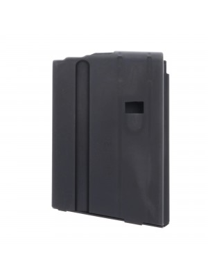 CPD 7.62x39 AR-15 5-Round Stainless Steel Magazine Left