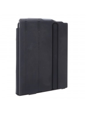 CPD AR-15 6.8mm SPC 10-Round Stainless Steel Magazine Left