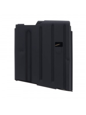 CPD AR-10 .308/7.62X51 5-Round Stainless Steel Magazine Left