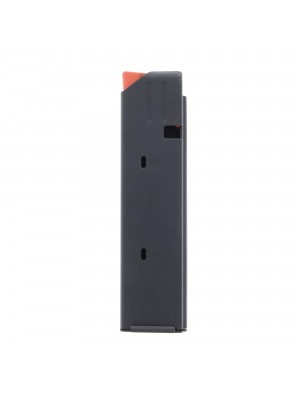CPD AR-15 9mm 20-Round Stainless Steel Magazine Left