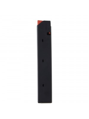 CPD AR-15 9mm 32-Round Stainless Steel Magazine Left