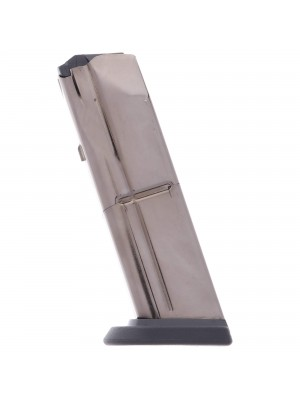 FNH FN FNX-9 9mm 10-Round Stainless Steel Magazine Left View