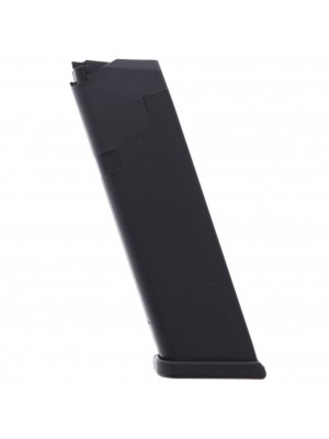 Glock Gen 4 Glock 19, 9mm Luger 15-Round Factory Magazine W/ Block (gunmagwarehouse®) MF17115 Left View