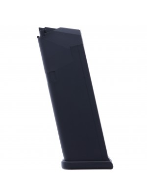 Glock Gen 4 Glock 19, 9mm Luger 15-Round Factory Magazine (gunmagwarehouse®) MF19115 Left View
