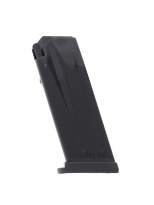 Heckler & Koch HK P2000SK Sub Compact 357 SIG 9-Round Magazine Left View