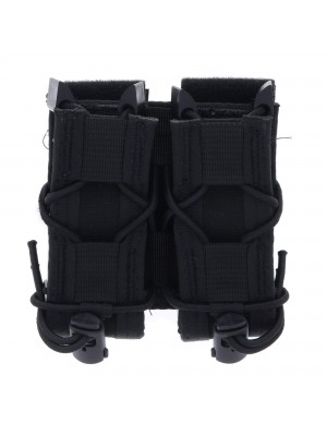 HSGI Double Pistol TACO Belt Mounted Magazine Pouch