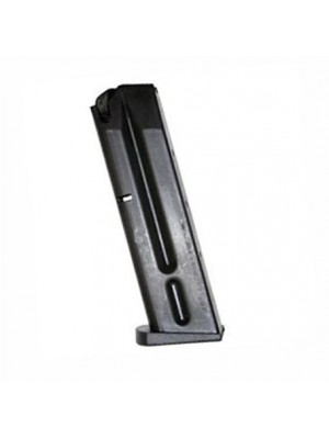 Beretta 92FS, 92, 90-Two 9mm 10-Round Steel Magazine Left View