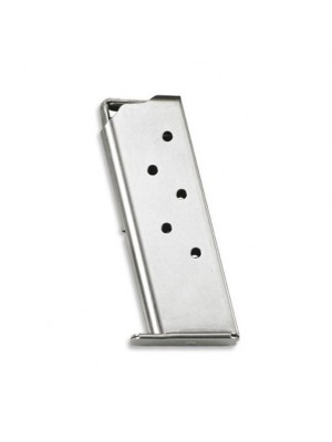 Beretta Pico .380 ACP 6-Round Stainless Steel Magazine Left View