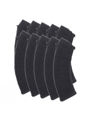 10 PACK Magpul PMAG AK-47/AKM MOE 7.62x39 30-Round Magazine 10 Pack Mesh Of All Colors