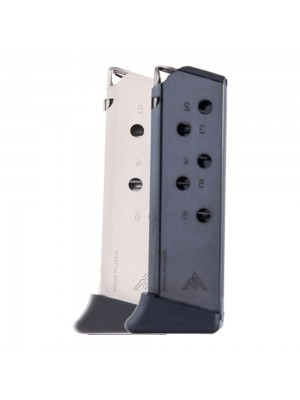 Mec-Gar Walther PPK .380 ACP 6-Round Magazine with Finger Rest