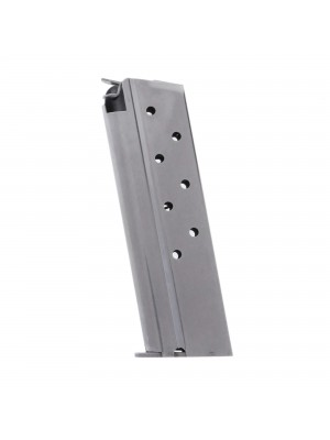 Metalform Standard 1911 Government, Commander .40 S&W, Stainless Steel 8-Round Magazine Left