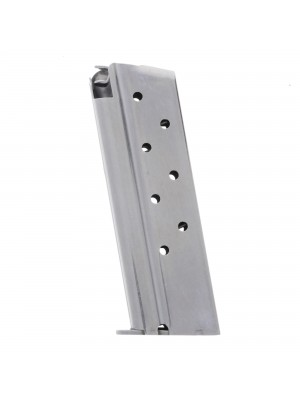 Metalform Officers 1911 9mm, Stainless Steel (Welded Base & Flat Left