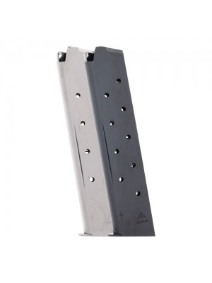 Mec-Gar 1911 .45 ACP 11-Round Magazine Left View