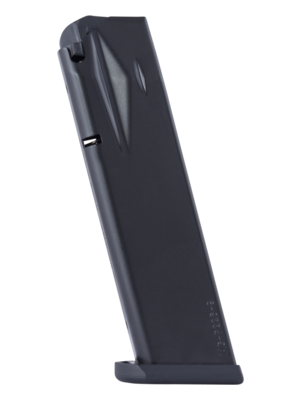 Mec-Gar Sig Sauer P226 9mm 18-Round Anti Friction Magazine Left View