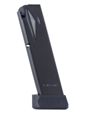 Mec-Gar Taurus PT92/99 9mm 20-Round Anti-Friction Magazine Left View