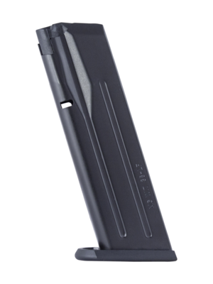 Mec-Gar Witness/Tanfoglio-LF .38 Super 17-Round Magazine Left View