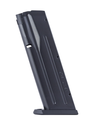 Mec-Gar Witness/Tanfoglio-LF 9mm 17-Round Magazine Left View