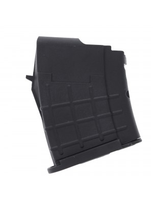 ProMag AK-47 7.62x39mm 5-round Magazine Polymer Black Right View